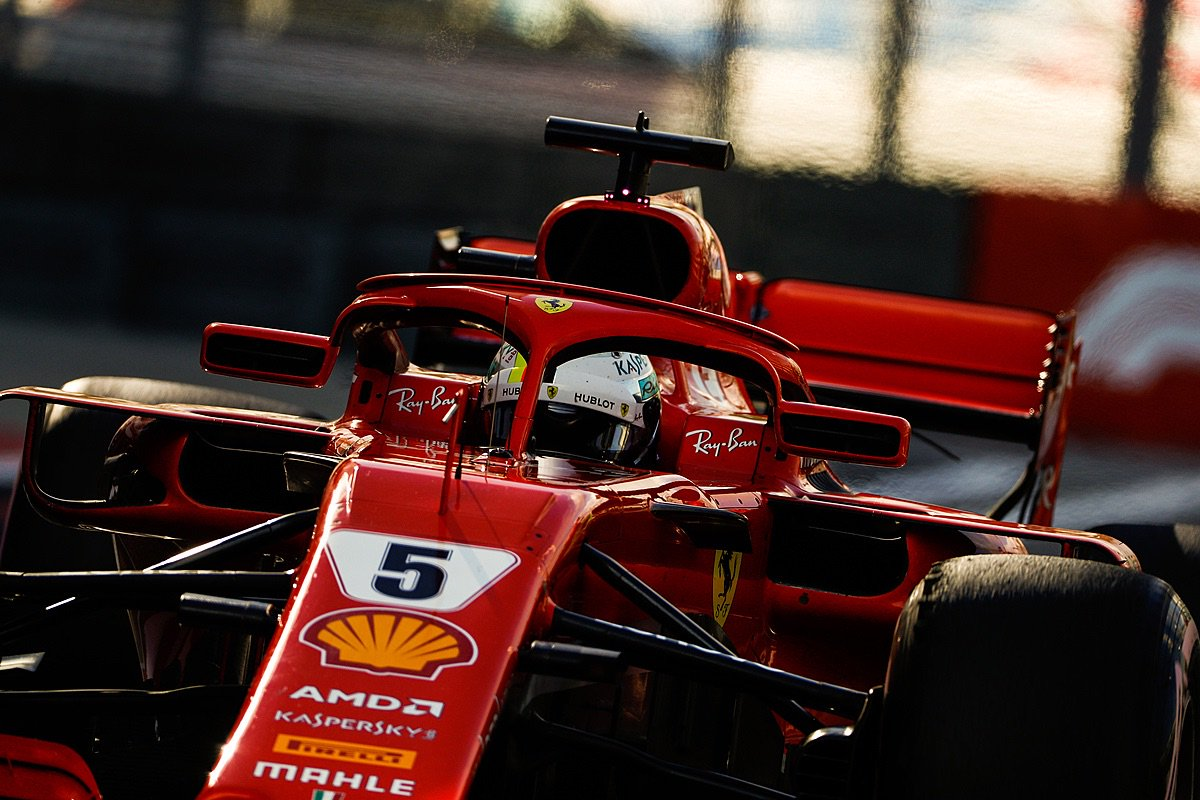 Russia: i piloti Ferrari pensano alle opportunità in gara