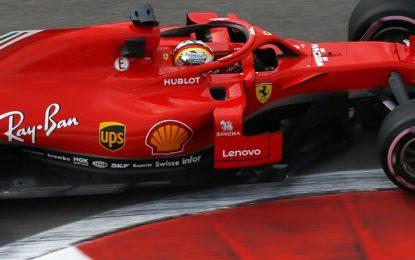Russia: FP1 a Vettel davanti a Verstappen. Hamilton 3° ma con gomme più dure