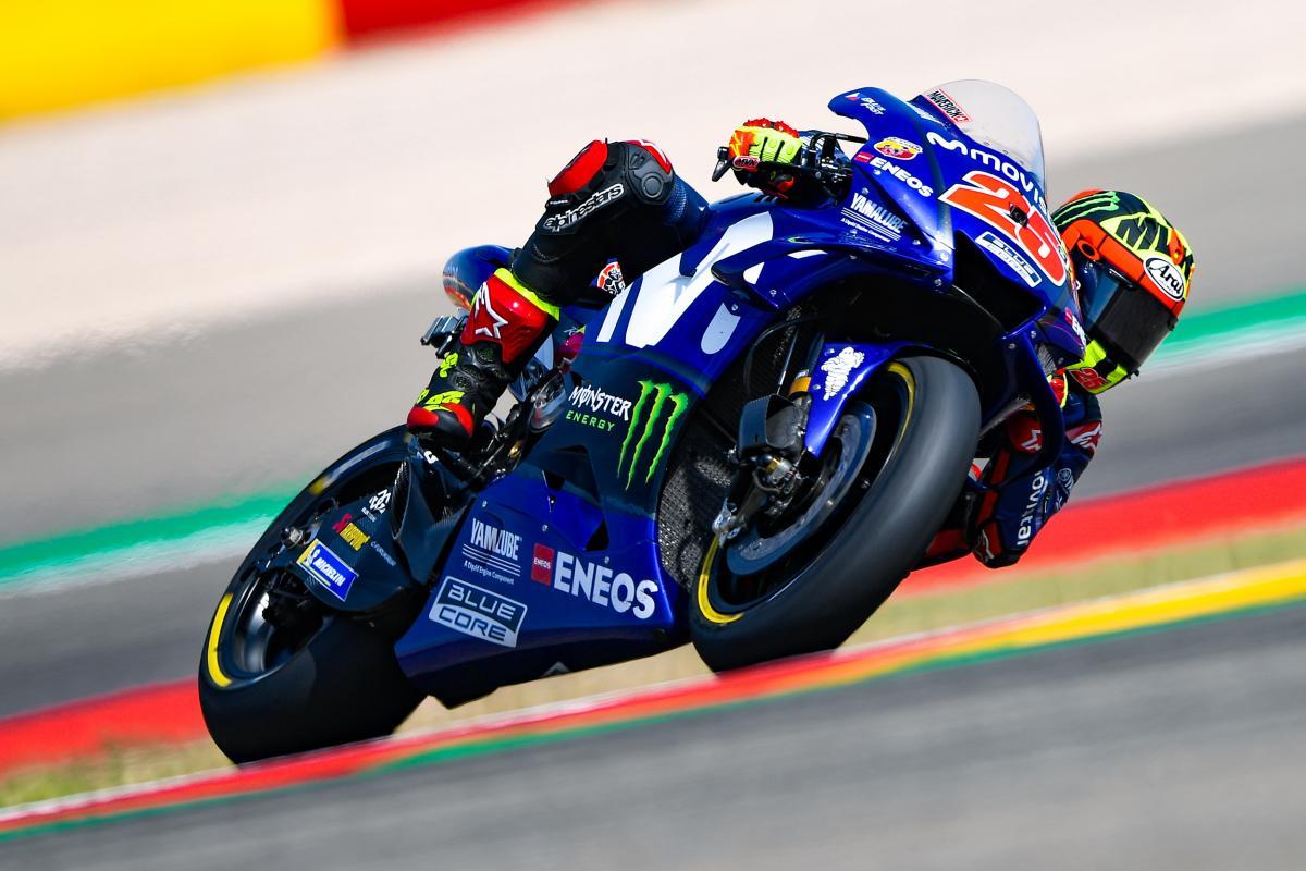 MotoGP: l'impegno degli impianti frenanti ad Aragon