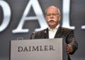 Nel 2019 Zetsche lascia il ruolo di presidente Daimler