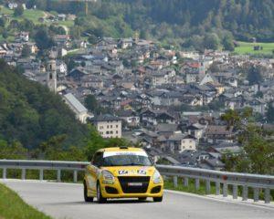 Suzuki Rally Cup: ultimo round al Rally Trofeo ACI Como
