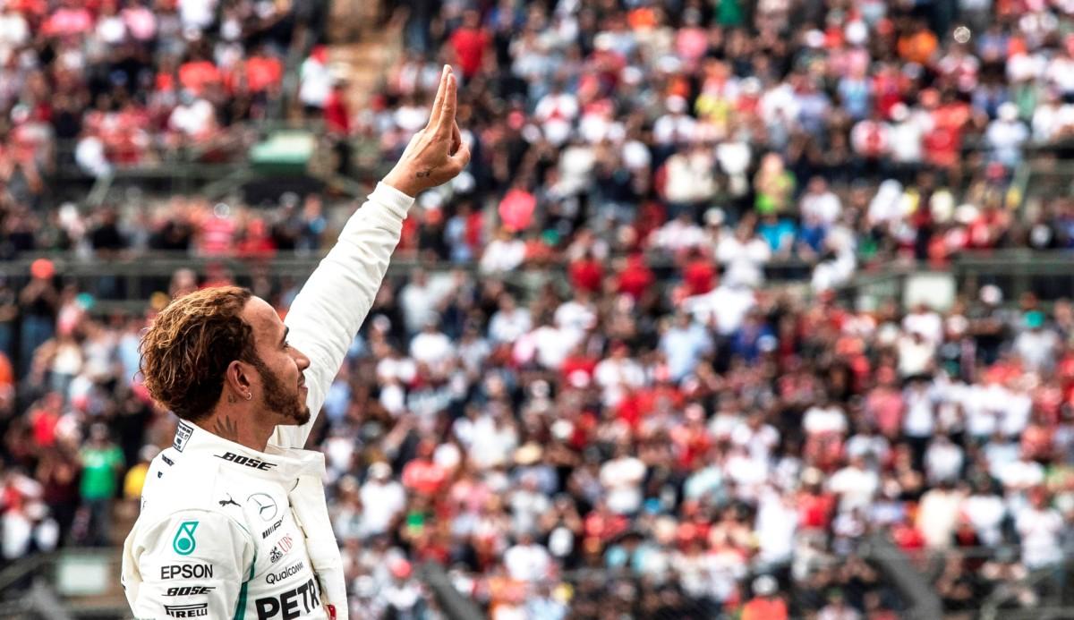 """Prost: """"Impossibile battere Hamilton quest'anno"""""""