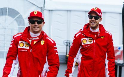 """Vettel: """"Abbiamo una macchina forte, ma non dominante"""""""