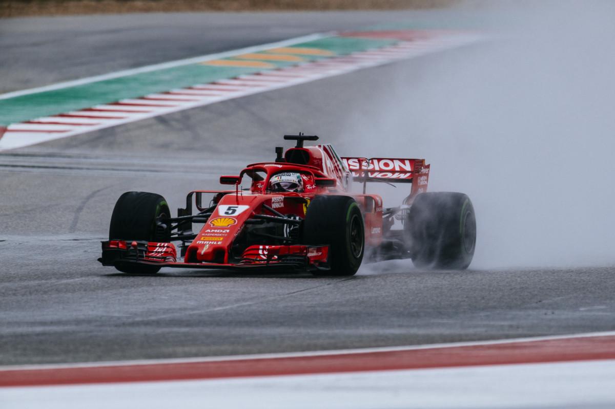 USA: Vettel contesta la penalità e la severità dei commissari