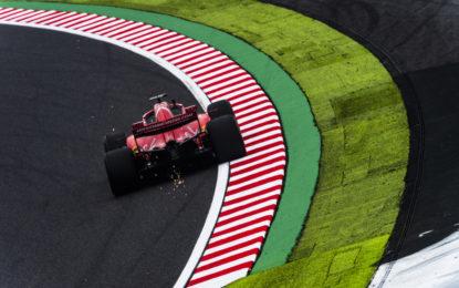 Giappone: Ferrari subito al lavoro per le qualifiche