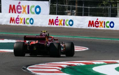 Messico: Vettel e Raikkonen dopo le libere del venerdì