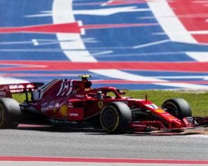 Il giorno di Kimi e di chi ci mette l'anima in Ferrari