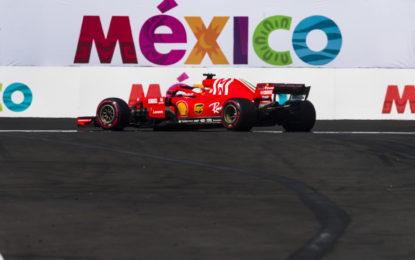 Messico: la Ferrari tiene aperto il Costruttori
