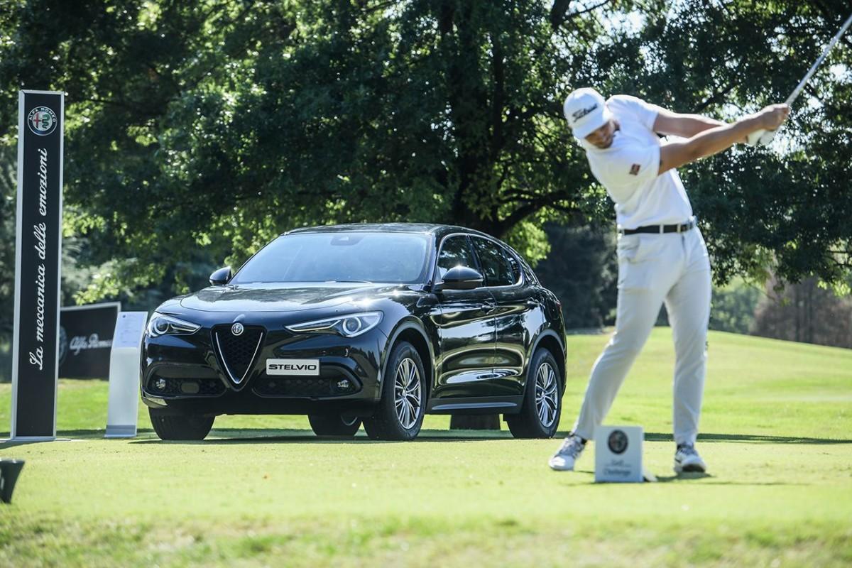 Gran finale dell'Alfa Romeo Golf Challenge