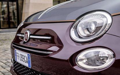 Nasce la nuova Fiat 500 Collezione