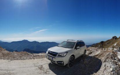 "Subaru punta sulle ""Storie di guida vera"""