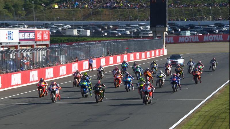 MotoGP Giappone 2019: gli orari del weekend in TV