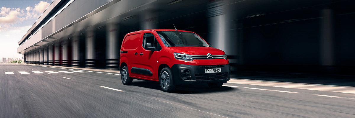 Nuovo Citroën Berlingo Van pronto al debutto
