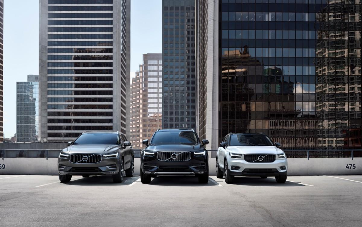 Volvo: a settembre vendite globali in aumento del 12,9%