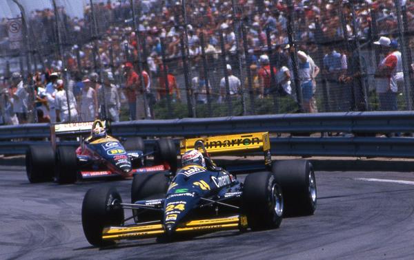 GP degli USA: il weekend delle prime volte con Minardi