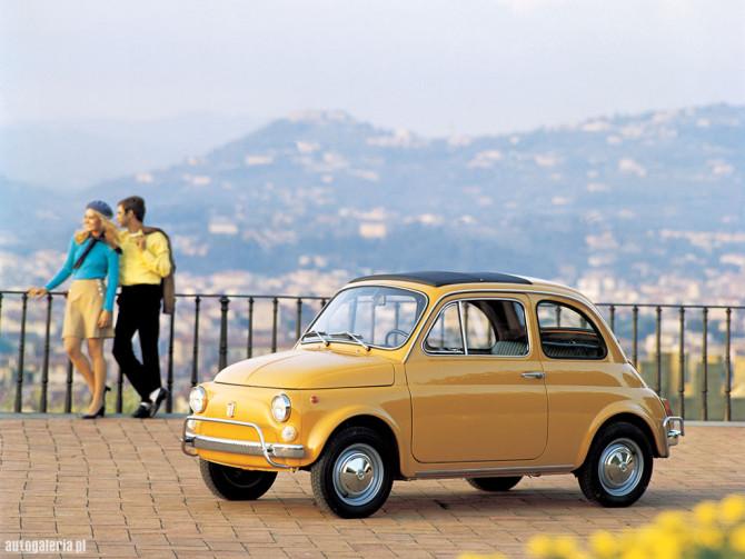 Fiat 500 L: una cinquantenne di Lusso