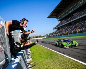 GT Open: finale di stagione al top per Lamborghini