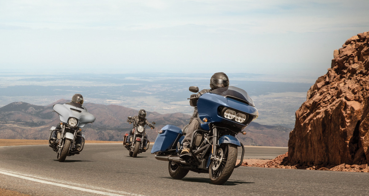 Con Harley-Davidson Italia vinci una settimana on the road