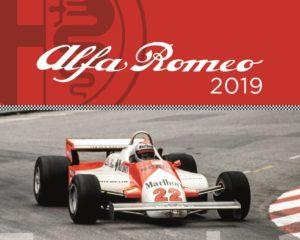 Calendario 2019 'Alfa Romeo Formula 1'