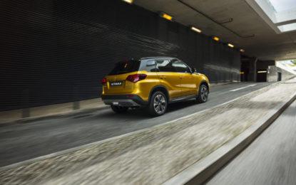 Nuova Suzuki VITARA arriva in concessionaria