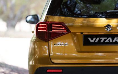 Suzuki VITARA: Porte Aperte il 17 e il 18 novembre