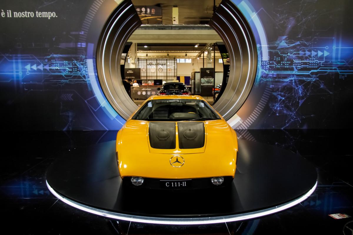 Mercedes a Padova: dalla HyPer A-Class alla Classe A