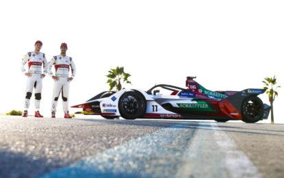 Audi svela e-tron FE05, la nuova monoposto di Formula E