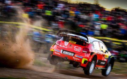 WRC Spagna: doppia sfida per la C3 WRC