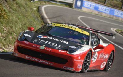 Yokohama Italia e Ragazzi vincono il FIA Master Hill