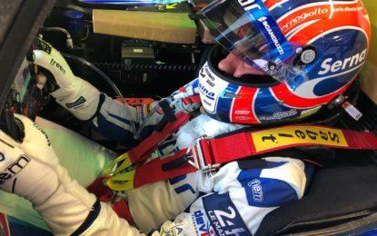 Due gare endurance lo stesso giorno: sfida di Sernagiotto a Portimao