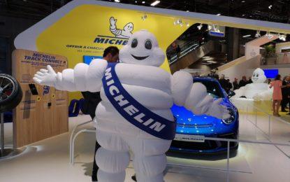 """L'Omino Michelin """"Icona del Millennio"""""""
