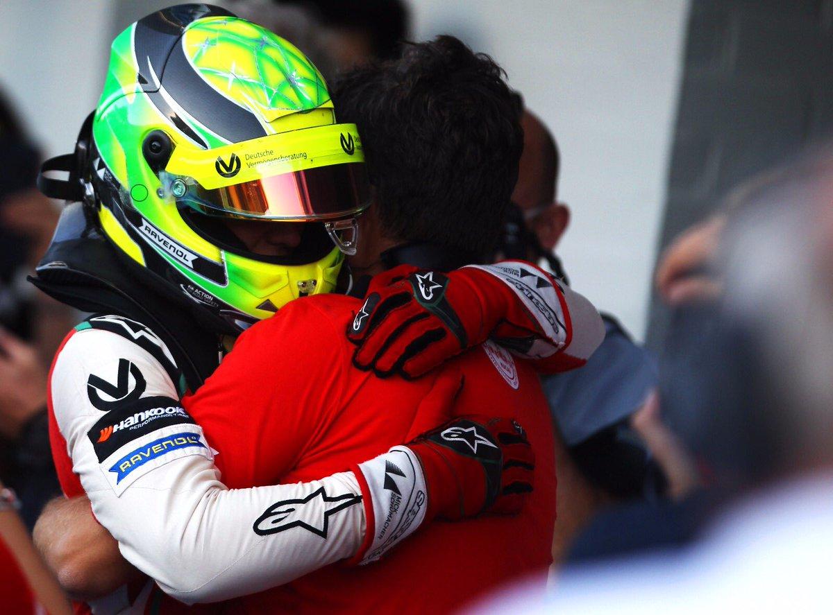 Berger prevede un futuro in Ferrari per Mick Schumacher