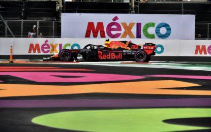 Messico: Verstappen-Hamilton-Vettel nelle FP3