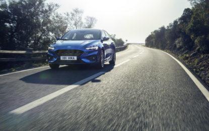 Euro NCAP premia la tecnologia di Nuova Ford Focus
