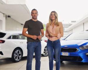 Nuova Kia CEED: #BELLAMOSSA con Del Piero e Leotta