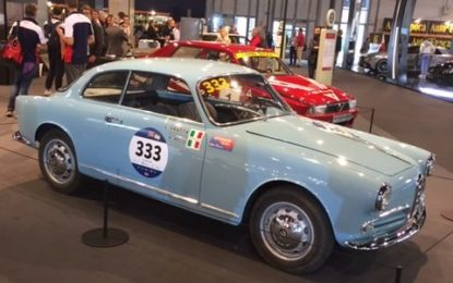 FCA Heritage ad Auto e Moto d'Epoca tra storia e nuovi programmi