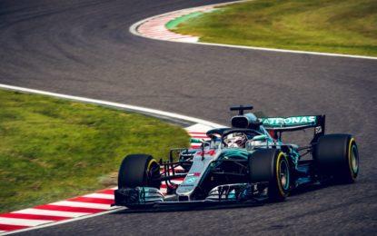 Giappone: Hamilton vola a +67. Ferrari… stendiamo un velo