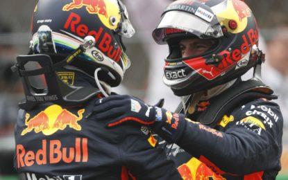 Messico: Ricciardo beffa Verstappen. Hamilton e Vettel in seconda fila