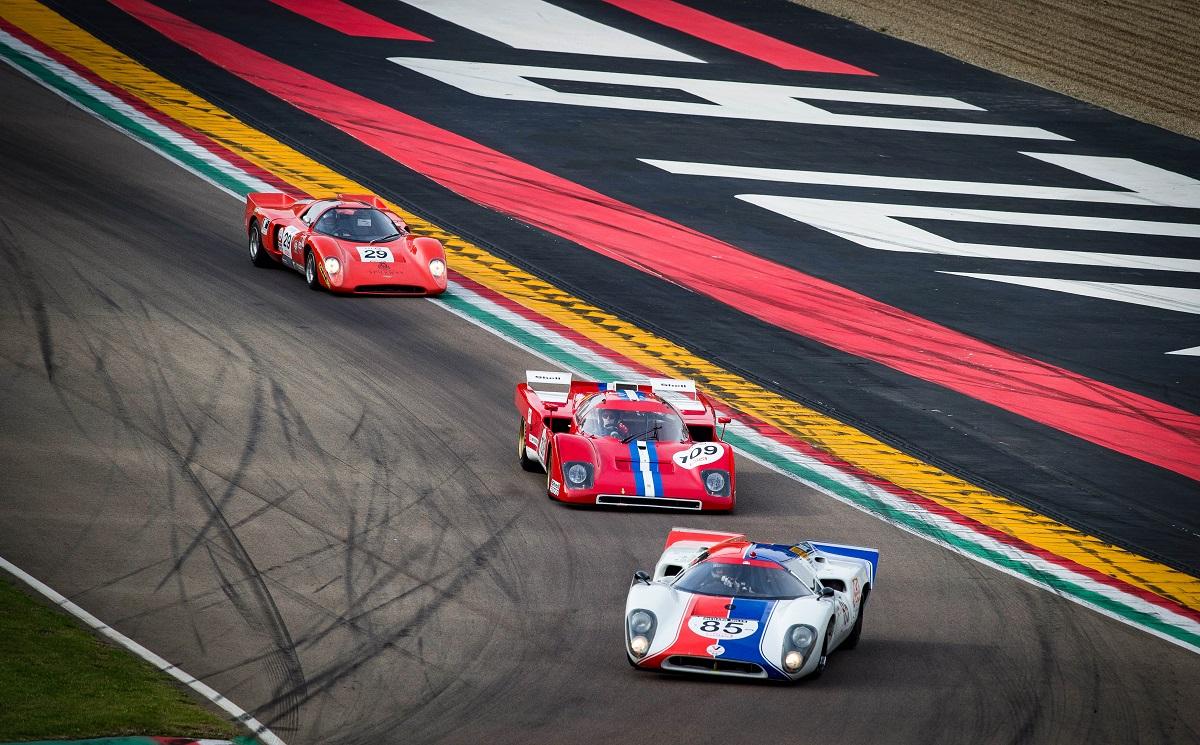 Imola Classic: oltre 200 auto in gara e accesso libero