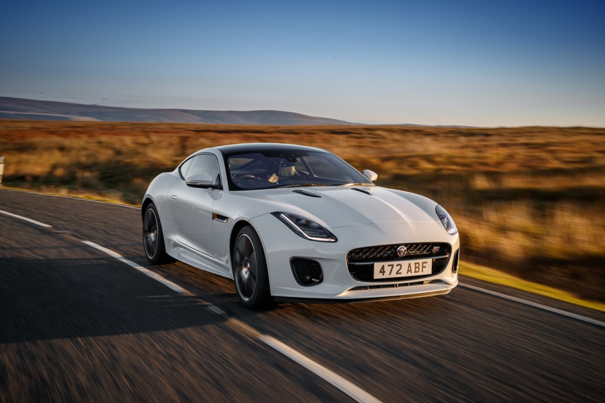 Jaguar F-TYPE Chequered Flag Limited Edition
