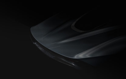 La McLaren Speedtail si svela sul web il 26 ottobre