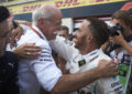 Zetsche e Daimler celebrano Hamilton e i suoi cinque Titoli