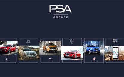 Groupe PSA per la prima volta numero uno in Europa