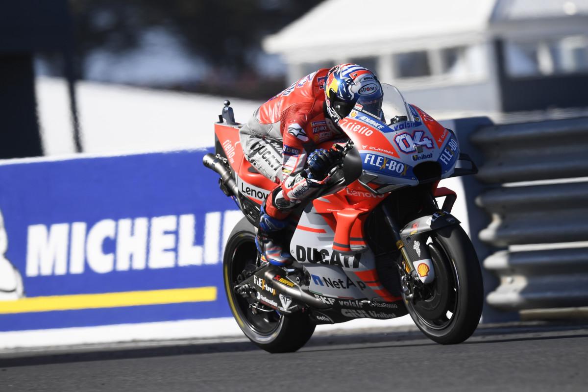 Australia: Dovizioso sul podio e Bautista ottimo 4°