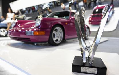 Porsche Italia ad Auto e Moto d'Epoca, tra restauro e simulatori