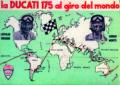 Museo Ducati: in mostra il giro del mondo di Tartarini-Monetti