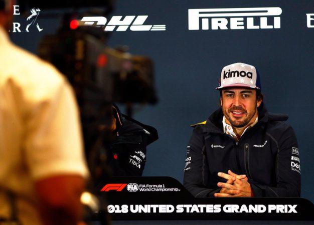 """Perez: """"La scelta di Alonso prova che la F1 è malata"""""""