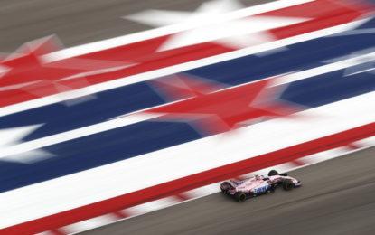 GP USA: set e mescole scelti dai piloti
