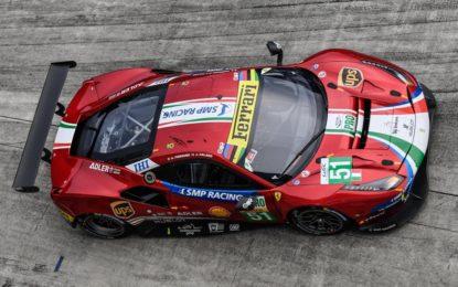 Delusione alla 6 Ore del Fuji per la Ferrari