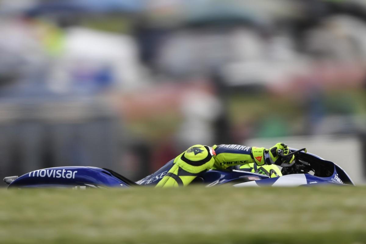 Australia: Valentino Rossi ottimista in vista della gara